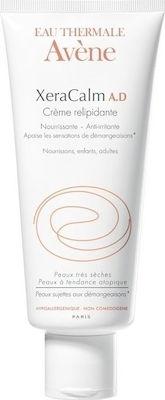 Avene XeraCalm Cream A.D. (200ml) - Αναπλήρωση Λιπιδίων (πολύ ξηρό δέρμα, τάση ατοπίας, τάση κνησμού)