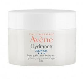 Avene Hydrance Aqua Gel Cream, Ενυδατική Κρέμα Προσώπου για Ευαίσθητες Επιδερμίδες 100ml