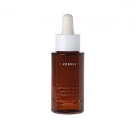 Korres Castanea Arcadia Καστανιά Αρκαδική Αντιρυτιδικό Συσφικτικό Serum 30 ml