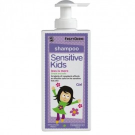 Frezyderm Sensitive Kids Shampoo for Girls, 200ml