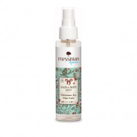 Messinian Spa Hair & Body Mist Christmas Joy Chai Latte Mist Σώματος 100ml