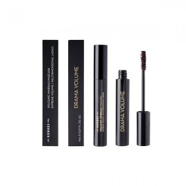 Korres Volcanic Minerals Drama Volume Mascara 02 Plum Brown Extreme Multidimentional Lashes 11 ml