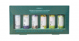 Korres The Best-of Showergels Collection Travel Size 6 x 40 ml