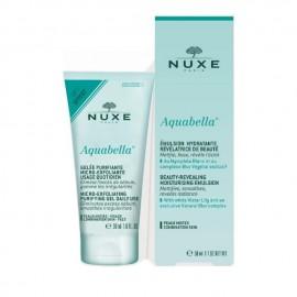 Nuxe Promo Aquabella Emulsion 50ml & Aquabella Exfoliant Gel 30ml Δώρο
