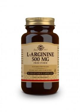Solgar L-Arginine 500 mg 50 veg.caps