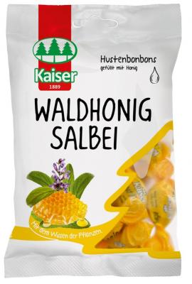 KAISER ΚΑΡΑΜΕΛΕΣ WALDHONIG SALBEI 90G