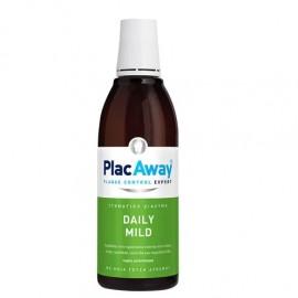 Plac Away Daily Care Mild, Στοματικό Διάλυμα με Γεύση Δυόσμου 500ml