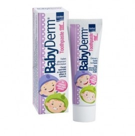 Intermed Babyderm Toothpaste 1000ppm Παιδική Οδοντόκρεμα 50ml