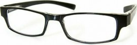 Eyelead Γυαλιά Διαβάσματος Unisex Μαύρο με Κοκκάλινο Σκελετό E114
