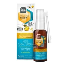 PharmaLead Propolis Plus Kids Oral Spray για Ερεθισμένο Λαιμό & Βήχα Κεράσι 30ml