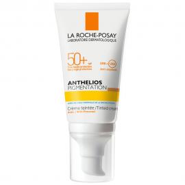 La Roche Posay Anthelios Pigmentation Tinted Cream SPF50+, Αντηλιακή Κρέμα για Δέρμα με Τάση Υπερμελάγχρωσης - 50ml