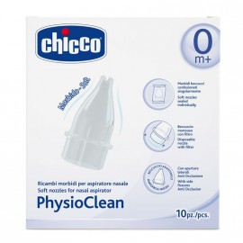 CHICCO PHYSIOCLEAN ΑΝΤΑΛΛΑΚΤΙΚΑ 10τμχ.