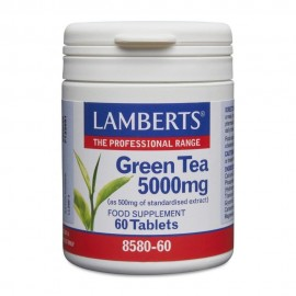 Lamberts Green Tea 5000 mg 60tabs