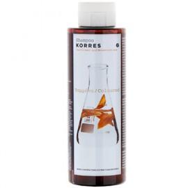Korres Ηλίανθος & Τσάι του βουνού Σαμπουάν για βαμμένα μαλλιά 250 ml