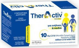 Abc Kinitron Theractiv Biotic 10 Αμπούλες