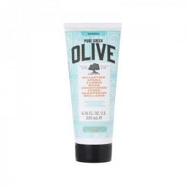 Korres Pure Greek Olive Μαλακτική Κρέμα Λάμψης Kανονικά Mαλλιά 200 ml
