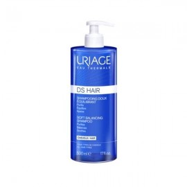 Uriage DS Hair Soft Balancing Shampoo 500 ml