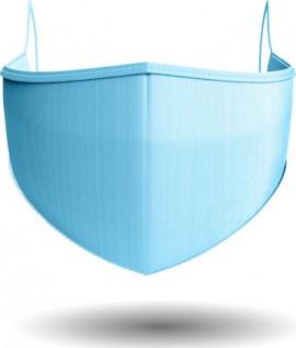 Power Health Πολλαπλών Χρήσεων Παιδική Υφασμάτινη Μάσκα Γαλάζια 1τμχ