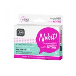 PharmaLead Nobit Εντομοαπωθητικά Aυτοκόλλητα 24 patches