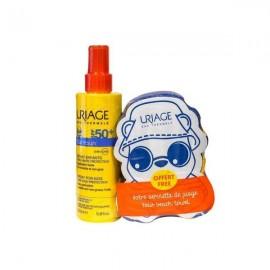 Uriage Bariesun SPF50+ Spray Enfants 200 ml & Δώρο Πετσέτα Θαλάσσης