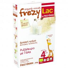 Frezy-Lac - Βιολογική κρέμα ρυζάλευρο, γάλα 200gr