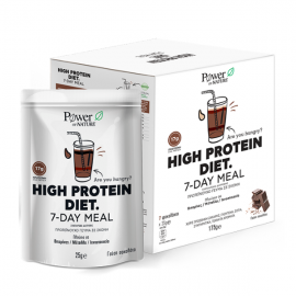 Power Health High Protein Diet 7-Day Meal 7 Φακελάκια των 25gr
