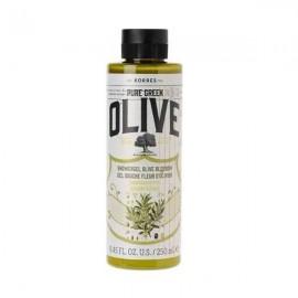 Korres Pure Greek Olive Αφρόλουτρο Άνθη Ελιάς 250 ml