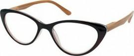 Eyelead Γυαλιά Διαβάσματος Unisex Χρώμα Μπορντώ Πεταλούδα Κοκκάλινο, με Ξύλινο Βραχίονα E206