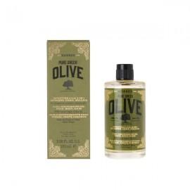 Korres Pure Greek Olive Λάδι 3 σε 1 Πρόσωπο Σώμα Μαλλιά 100 ml