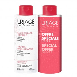 Uriage Thermal Micellar Water sensitive skin 2 x 500 ml