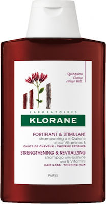 Klorane Σαμπουάν με Κινίνη Για Τόνωση Και Δύναμη 200ml