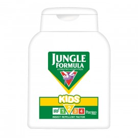 Omega Pharma Jungle Formula Kids Εντομοαπωθητική Λοσιόν Χωρίς Αλκοόλ για Παιδιά 125ml