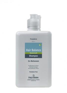 Frezyderm Hair Balance Shampoo, Σαμπουάν Κατά τα Μεσοδιαστήματα Φαρμακευτικών Αγωγών 200ml