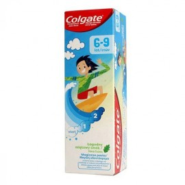 Colgate Mild Mint Flavor Παιδική Οδοντόκρεμα 6-9 Ετών 50ml