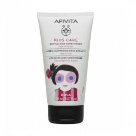 Apivita Kids Conditioner τριαντάφυλλο & μέλι 150 ml