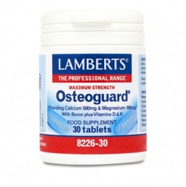 Lamberts Osteoguard Ολοκληρωμένη Φόρμουλα για Υγιή Οστά 30 Tablets