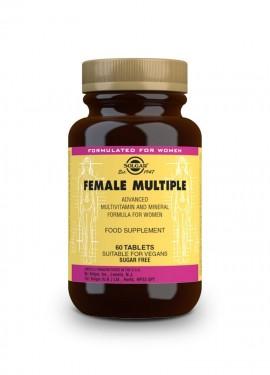 Solgar Female Multiple Tabs, 60s