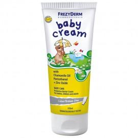 Frezyderm Baby Cream, Αδιάβροχη Προστατευτική Κρέμα για Βρέφη 175ml