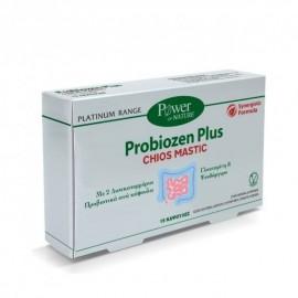 Power Health Platinum Probiozen Plus Chios Mastic Συμπλήρωμα Διατροφής με Μαστίχα Χίου 15caps