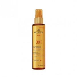 Nuxe Sun Huile Bronzante SPF30 150 ml