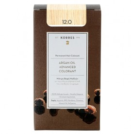 Korres Βαφή Argan Oil Advanced Colorant 12.0 Το Πιο Ανοιχτό Ξανθό