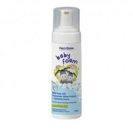 Frezyderm Baby Foam - Απαλός Αφρός Με Χαμομήλι Πρωτεϊνες Σιταριού & Ενυδατικά Συστατικά 150ml