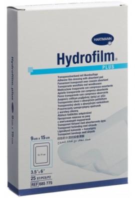 Hartmann Hydrofilm plus αυτοκόλλητο επίθεμα 9x15cm 25τεμ.