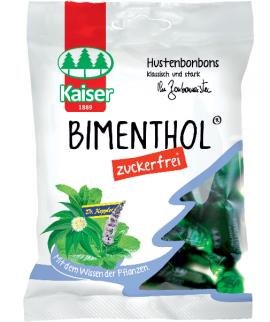 KAISER ΚΑΡΑΜΕΛΕΣ BIMENTHOL 70G
