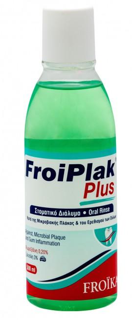 FROIKA FROIPLAK PLUS 250ML