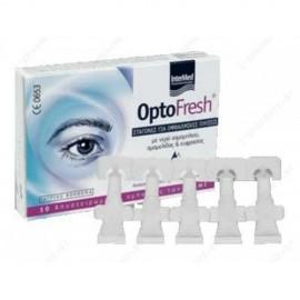 Intermed Optofresh Οφθαλμικές Σταγόνες 10 Φιαλίδια
