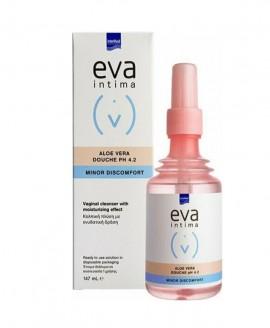 Intermed Eva Intima Minor Discomfort Aloe Vera Douche pH 4.2 147ml