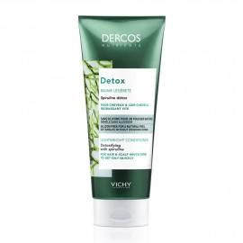 Vichy Dercos Nutrients Lightweight, Ελαφρύ Conditoner για Λιπαρά Μαλλιά 200ml