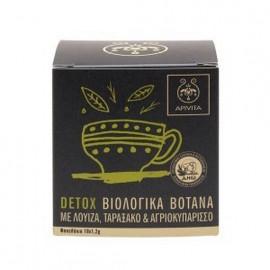 Apivita Detox Βιολογικό Τσάι 10 φακελάκια x 1.5gr