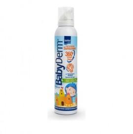 Intermed Babyderm SPF50 Sunscreen 360° Cream Spray 200ml
